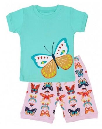 DHASIUE Pajamas Toddler Sleepwear Clothes