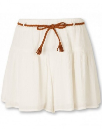 Speechless Girls Big Gauze Skirt