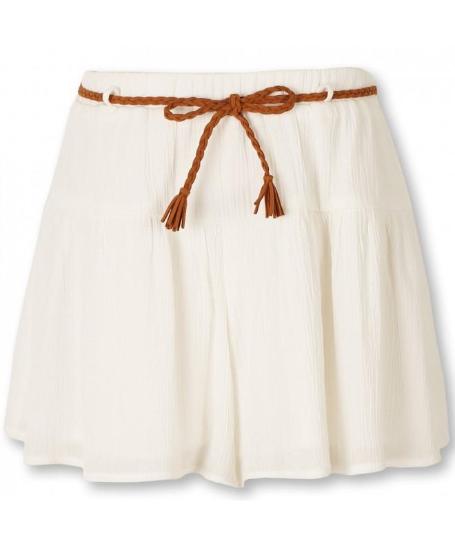 Speechless Girls Big Gauze Skirt