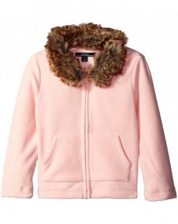Nautica Fleece Jacket Removable Collar