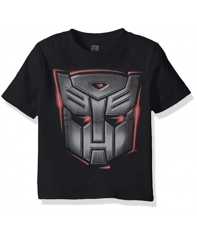 Transformers Graphic Short Sleeve T Shirt