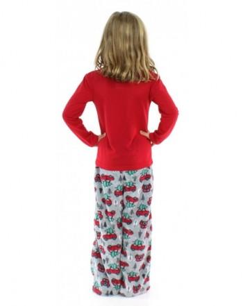 Girls' Pajama Sets Online