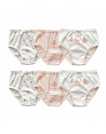 Orinery Cotton Underwear Toddler Assorted