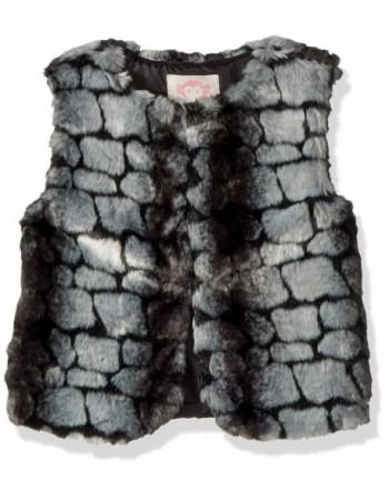 Appaman Boys Faux Fur Vest