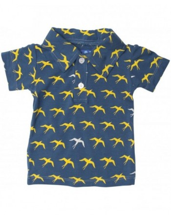 KicKee Pants Boys Print Polo