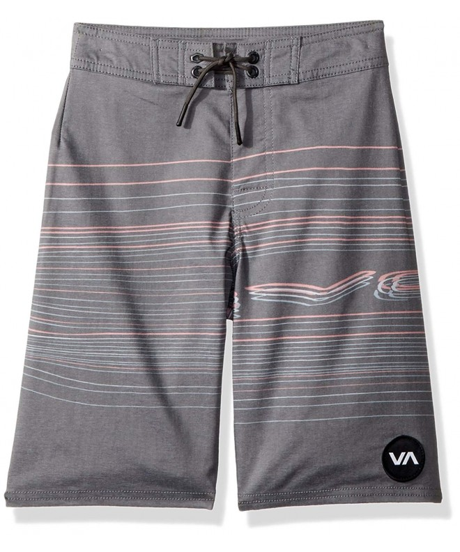RVCA Boys Big Neon Trunk