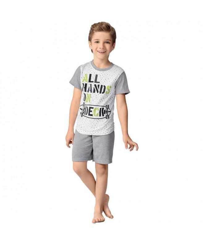 Provocame Childrens Pajamas Sleepwear Sleeve