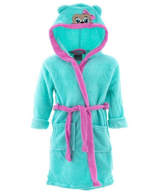 Sweet Sassy Little Hooded Bathrobe