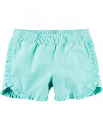 Carters Girls Woven Short 258g224