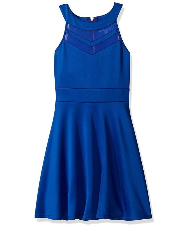 Emerald Sundae Girls Scuba Dress