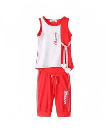 TSADOR Little Sleeveless Children Clothing