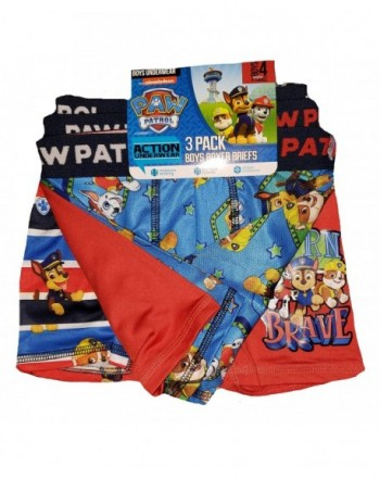 Patrol Action Underwear Boxer Briefs