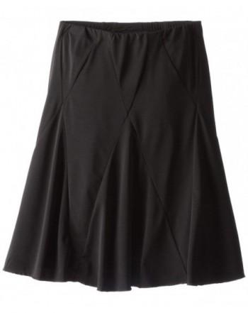 Amy Byer Girls Seamed Skirt
