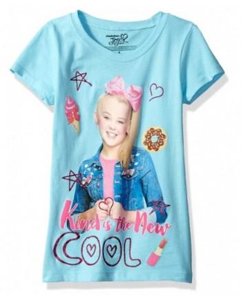 Jojo Siwa Little Sleeve T Shirt