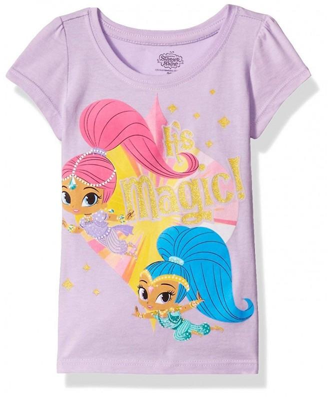 Nickelodeon Shimmer Little Toddler T Shirt