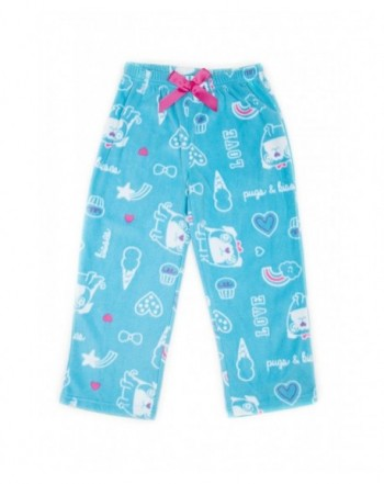 Alkii Girls Premium Fleece Pajama
