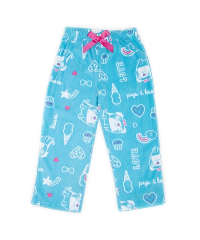 Alkii Girls Premium Fleece Pajama