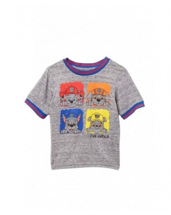 Nickelodeon Boys Paw Patrol Shirt