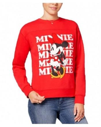 Freeze Juniors Minnie Mouse Sweatshirt