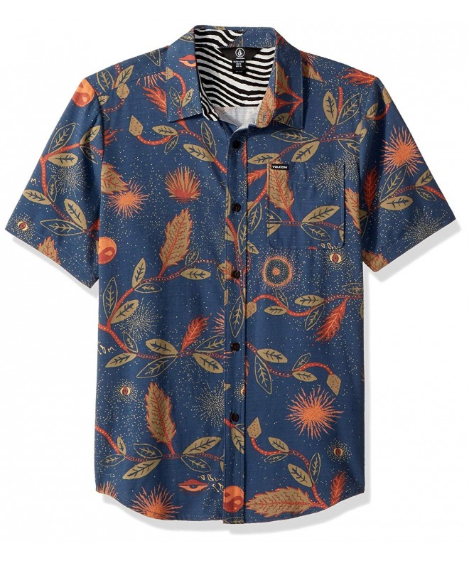 Volcom Broha Woven Sleeve Hawaiian