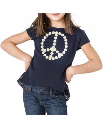 FashionxFaith Little Girls Shirts Tops