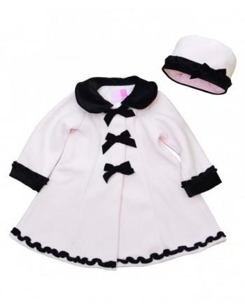 Girls Toddler Fleece Velvet Matching