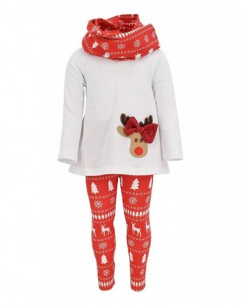 Unique Baby Christmas Reindeer Outfit