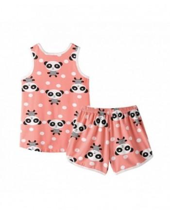 Designer Girls' Pajama Sets Clearance Sale