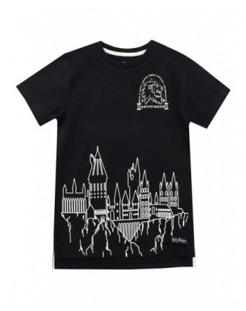 HARRY POTTER Boys Hogwarts T Shirt