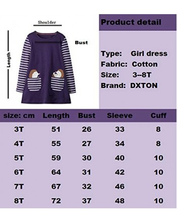 Hot deal Girls' Casual Dresses Wholesale