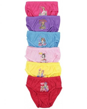 ToBeInStyle Girls Seamless Bikini Panties