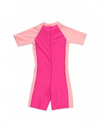 Discount Girls' Rash Guard Shirts