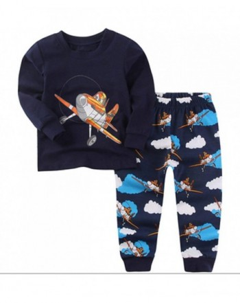 Latest Boys' Pajama Sets