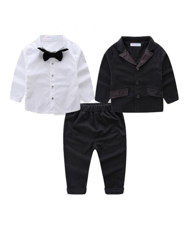 LittleSpring Little Pants Clothing Gentleman