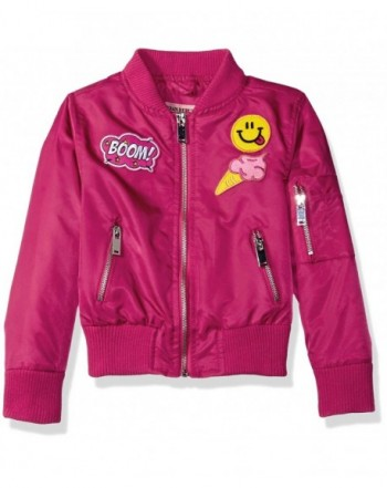 Urban Republic Girls Bomber Jacket