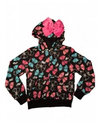 More Styles Available 5 beetroot purple Butter girls Fleece Zip Up Hoodie