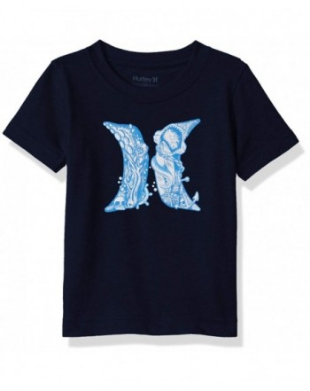 Hurley Boys Icon Graphic T Shirt