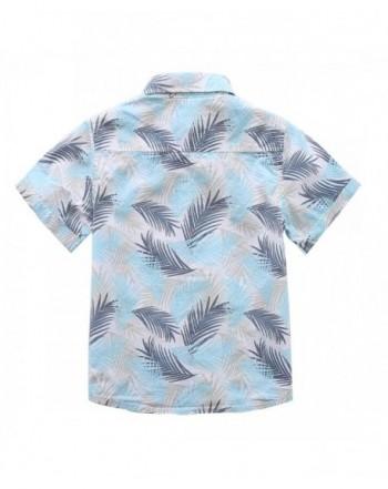 Boys' Button-Down Shirts On Sale