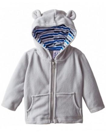 Gerber Hooded Micro Fleece Jacket
