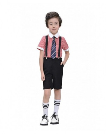 Yuanlu Suits Girls Dress Suspender