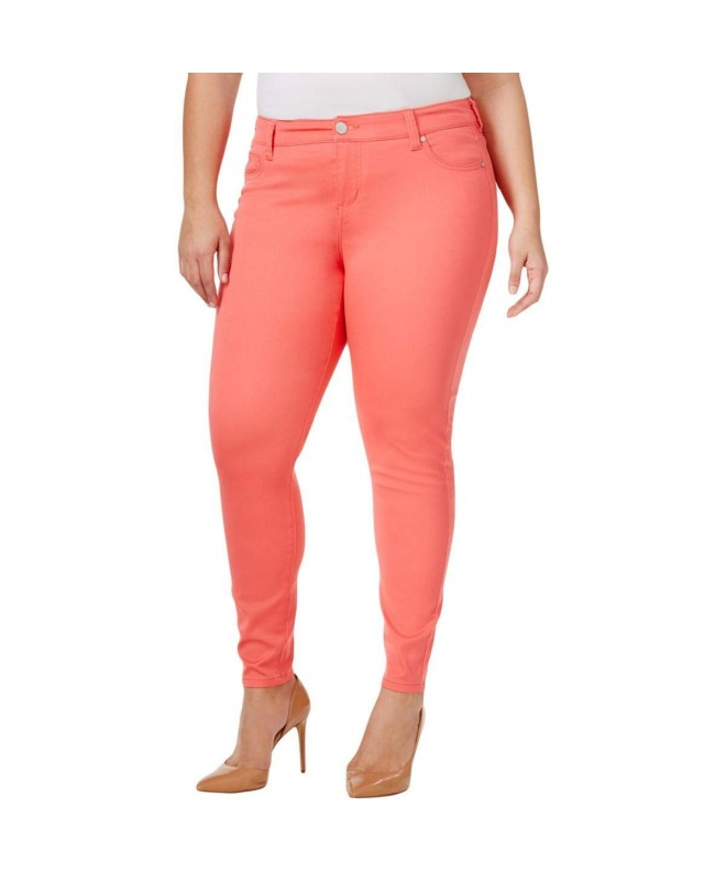 Celebrity Pink Trendy Colored Skinny