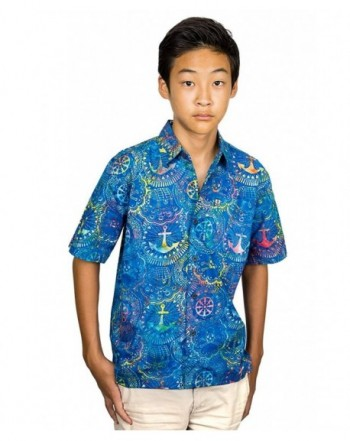 Artisan Outfitters Carribean Pirates Hawaiian