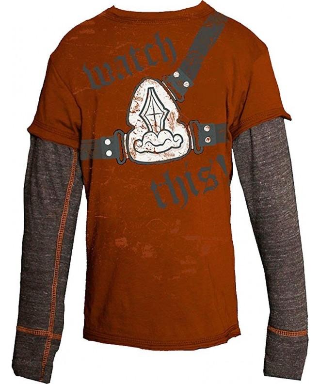 Warrior Poet Watch Long Sleeved T Shirt
