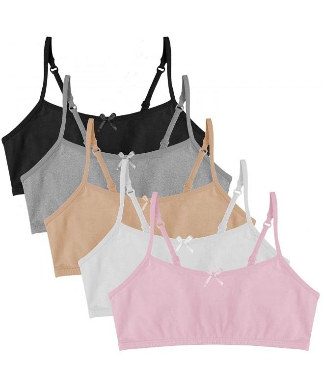 Popular Girls Cotton Adjustable Straps
