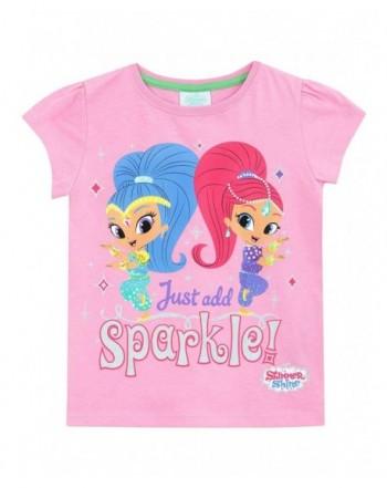 Shimmer Shine Girls T Shirt