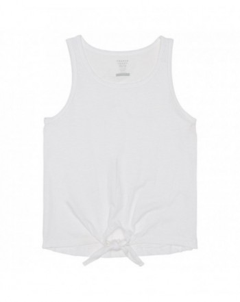 French Toast Girls Front Tank