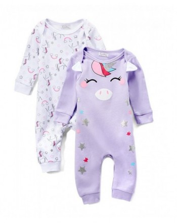 Quiltex Toddler Unicorn Novelty Coverall
