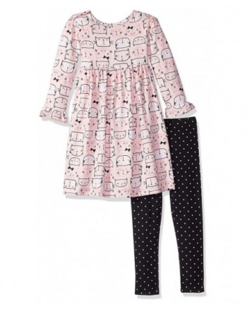 Gerber Girls Dress Legging Set
