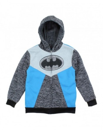 Batman Comics Full Zip Hooded Jacket