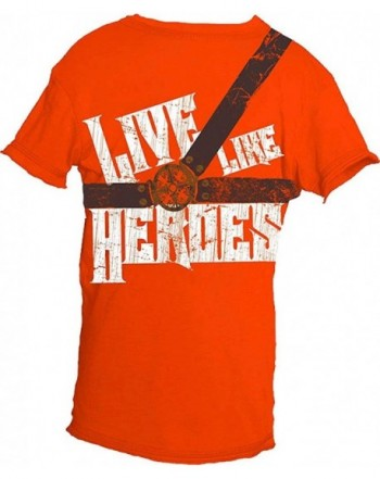 Warrior Poet Heroes Short Sleeved T Shirt